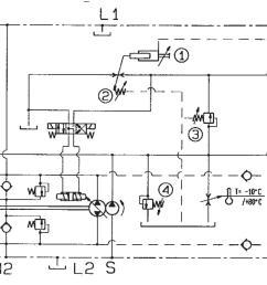 hp pump hydraulic diagram  [ 1193 x 873 Pixel ]