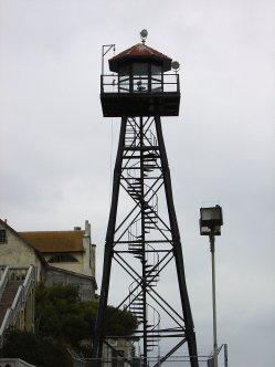1-063 Alcatraz wachturm