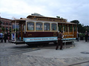 1-090 SF cable car