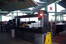 Kaffeeautomat im Limak Lara
