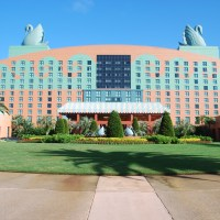 Walt Disney World Swan Hotel
