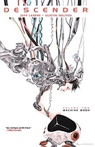 Descender, Volume 2: Machine Moon - Jeff Lemire & Dustin Nguyen