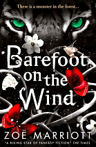Barefoot on the Wind - Zoe Marriott