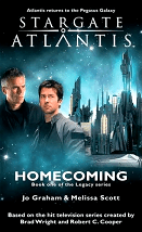 Stargate Atlantis: Homecoming - Jo Graham & Melissa Scott
