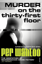 Murder on the Thirty-First Floor - Per Wahloo