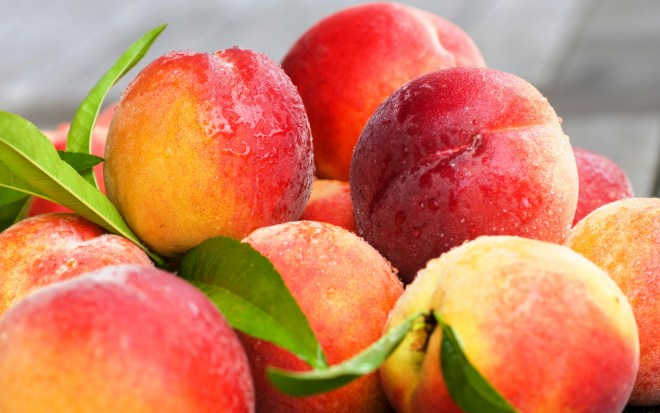 fresh-peaches-fruit
