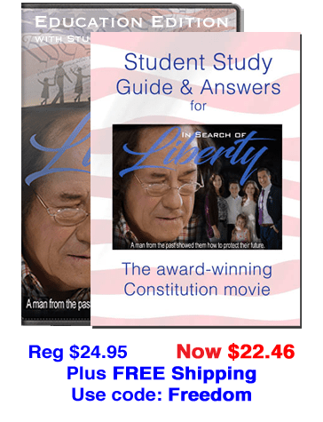 In Search of Liberty DVD Education Edition