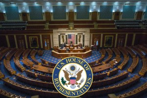 House Chamber and Seal