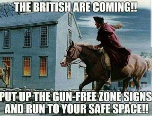 2A British are Coming