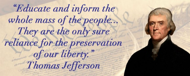 Constitution - Jefferson educate