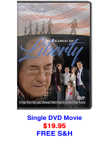 Liberty DVD retail