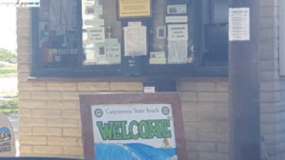 Carpinteria Campsite Welcome