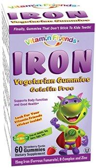 vitamin friends iron