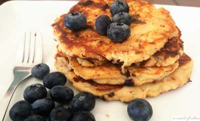 Dairy Free, Soy Free, Gluten Free Pancakes
