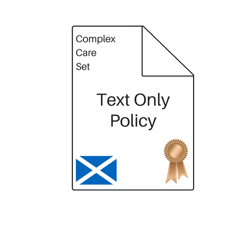 Complex Care Policies for Organisations in Scotland