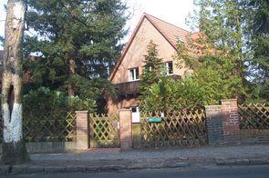 Vollunterkellertes Wohnhaus