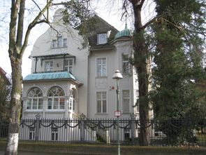 Jugendstilvilla in Berlin-Hermsdorf