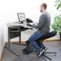Posture Study Chair Toy High Ergonomic Insert Coin Kneeling 11