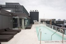 Thompson Hotel Rooftop Lounge