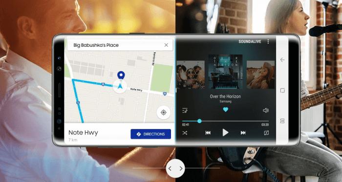 Samsung Galaxy Note 8 預購起跑!加拿大送無線充電器+128G MicroSD | INSERT Magazine