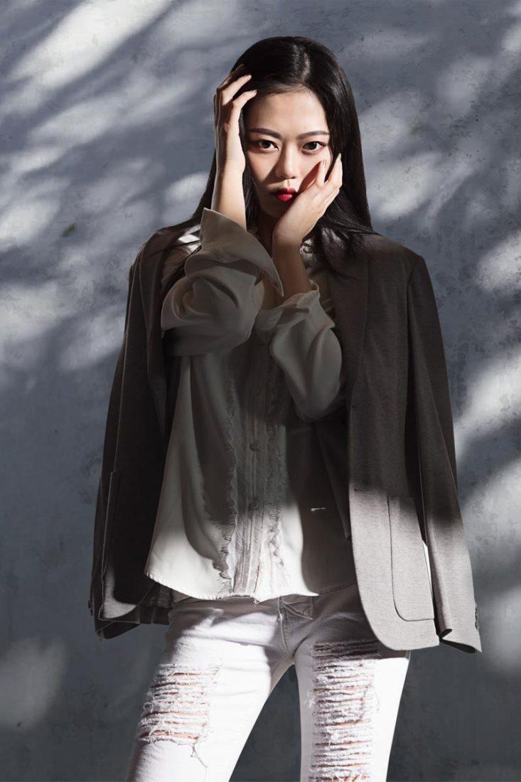 COVER GIRL # 175 Yujie Fan:成功不是一蹴而就。而是一步一步的積累   INSERT Magazine