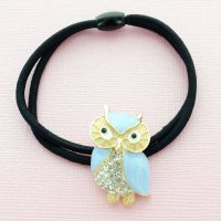 Owl Ponytail Holder | 1100691-300 | INS