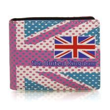 Πορτοφόλια με σημαία Μπλε