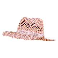 Καπέλα Δίχρωμα Ροζ