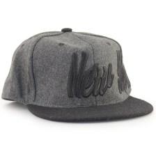 Γυναικεια καπέλα με τύπωμα New York Γκρι