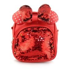 fe4b0ef0fe0 Παιδικά σακίδια πλάτης με χρωματιστές πούλιες Κόκκινο