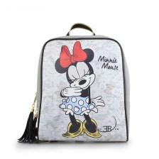 Γυναικεία σακίδια πλάτης με Minnie mouse Γκρι