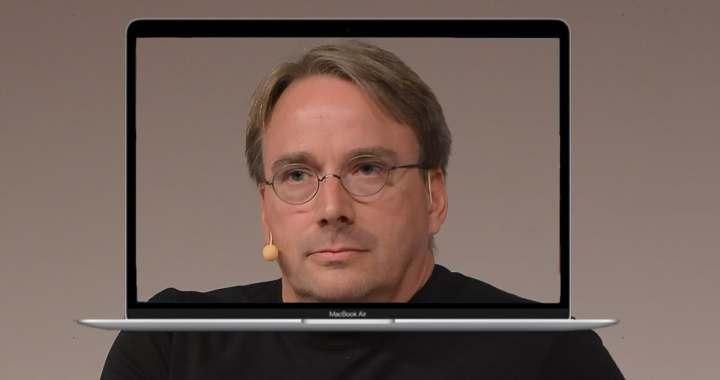 Linus Torvalds vuole che i nuovi Mac M1 di Apple supportino Linux