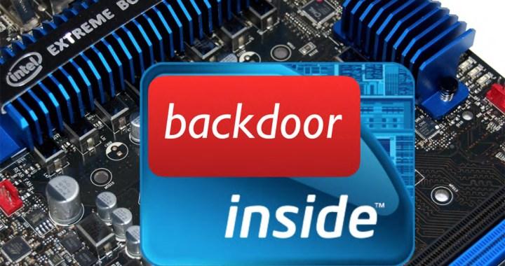 Due istruzioni X86 su CPU Intel, possono essere sfruttate per assumerne il controllo
