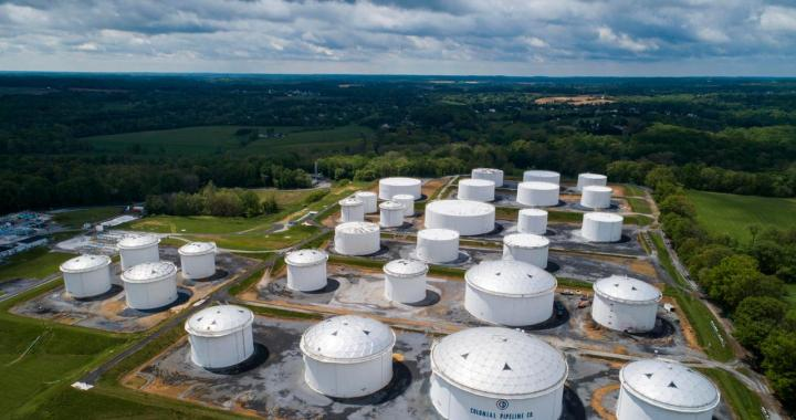 Attacco informatico chiude la principale rete di gasdotti negli Stati Uniti