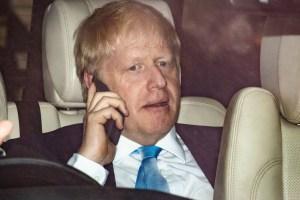 Esposto il numero di cellulare del primo ministro britannico