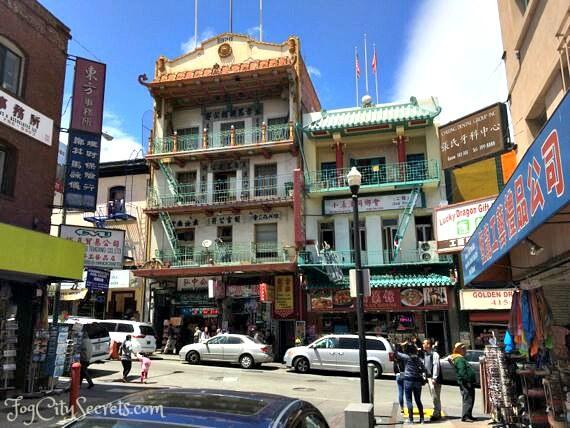 chinatown san francisco a