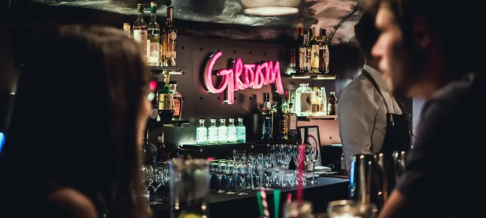 Groom - Bar à cocktails à Lyon