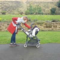 The Kiddy Evoluna i-Size car seat a few months on