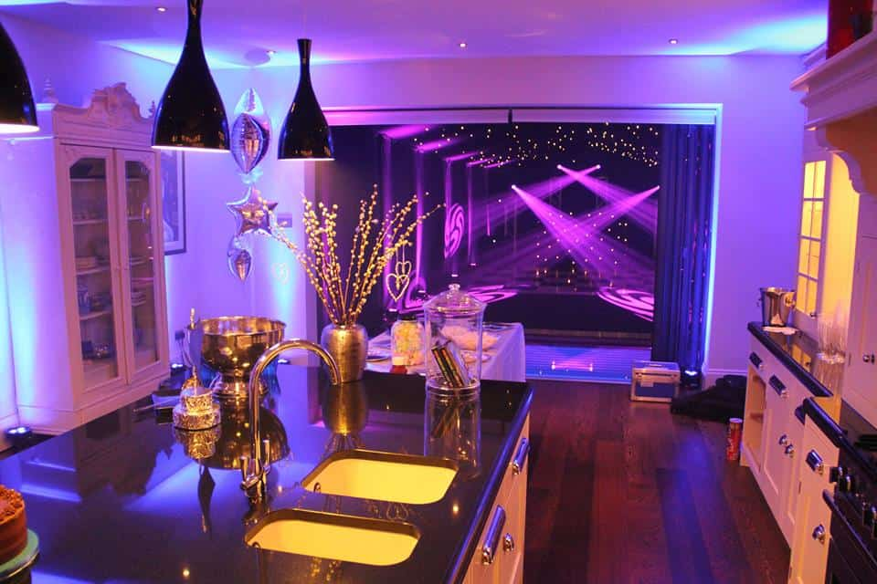 A Marquee House Extension Creates Extra Space For Your Event