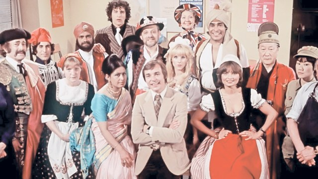 The Mind Your Language cast Sri Lanka