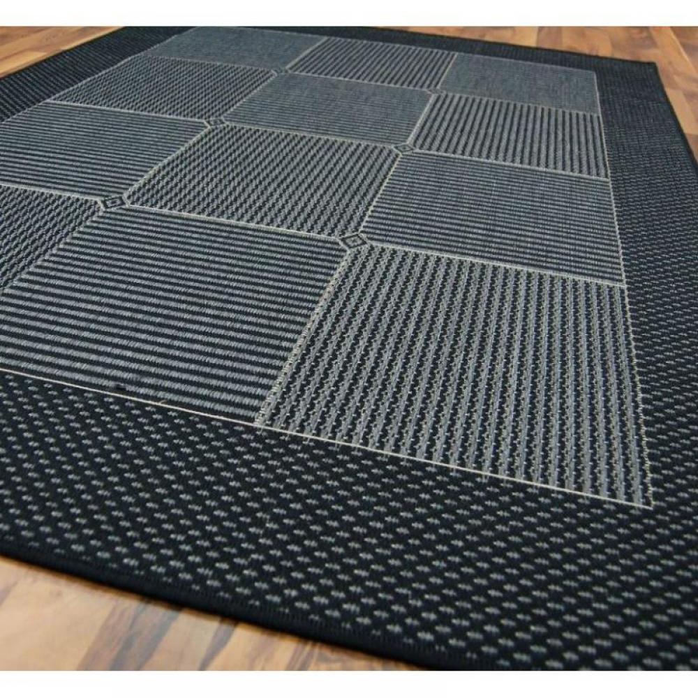 rangements carpetto tapis gris bleu