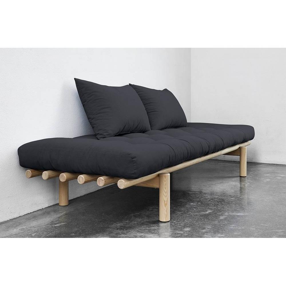 canape banquette futon convertible au