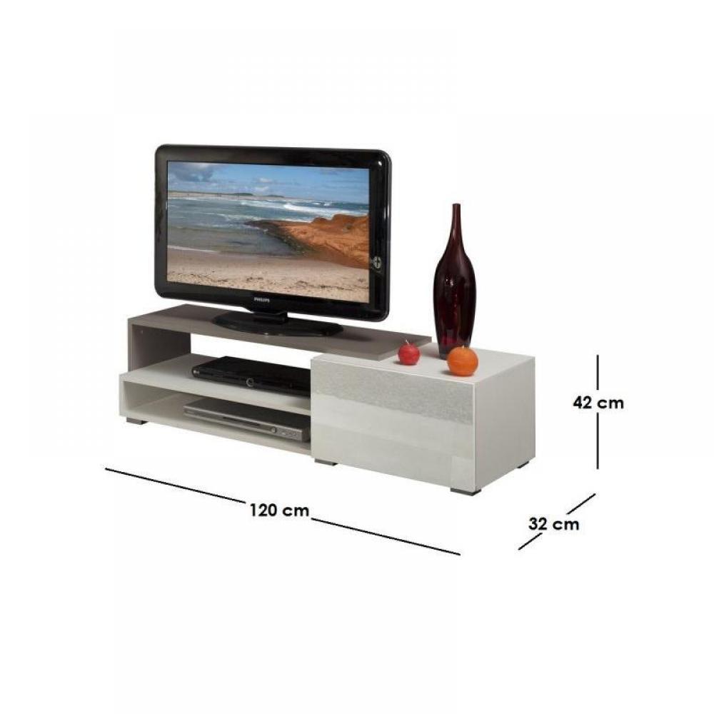 rangements pacific meuble tv