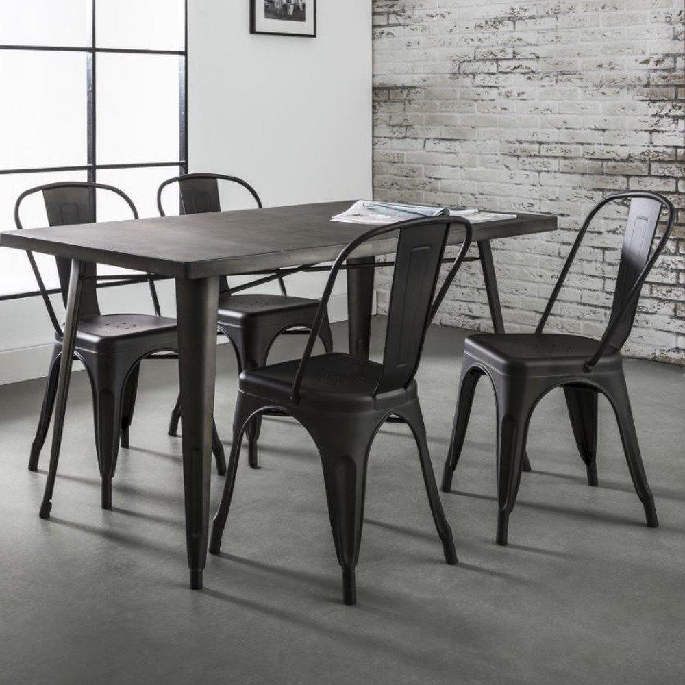 bars tables et chaises table repas