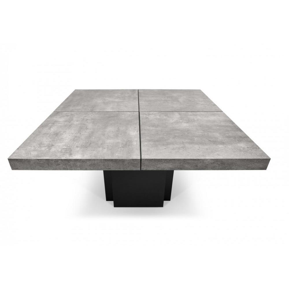 table repas dusk 150 x 150 cm