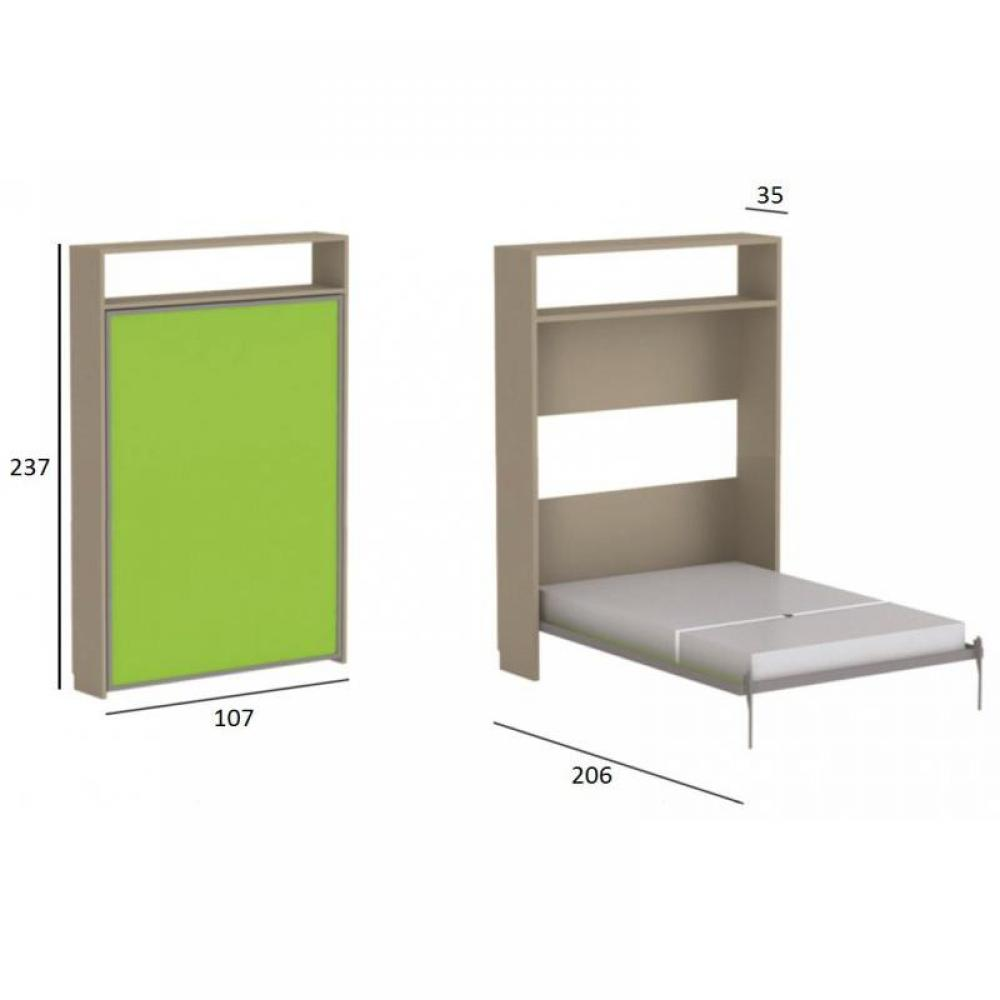 trendy s maison lit mezzanine armoire lit escamotable atlas composition l with conforama lit. Black Bedroom Furniture Sets. Home Design Ideas