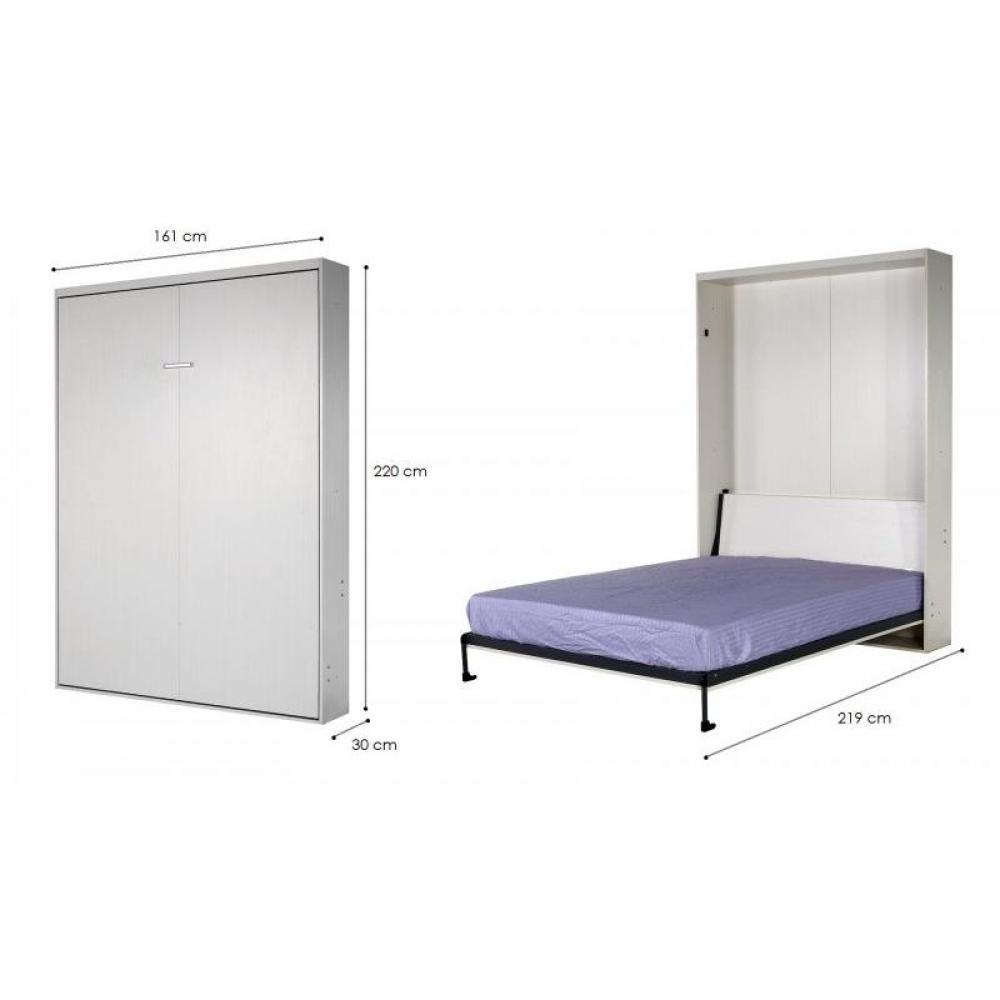 meuble lit escamotable ikea armoire lit rangement. Black Bedroom Furniture Sets. Home Design Ideas