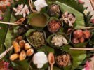 A selection of Lao cuisine