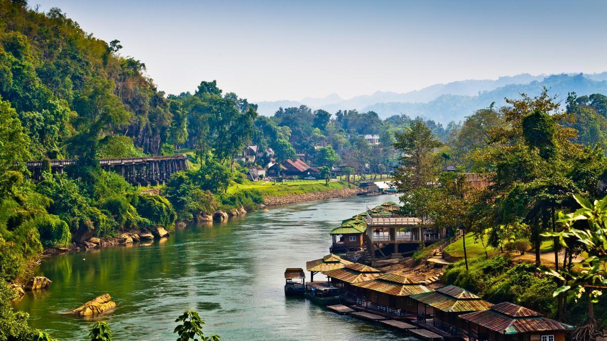 Kanchanaburi    InsideAsia Tours