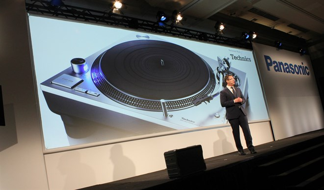 Turntable Press Conference